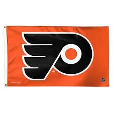 Flyers Flag Amazon Com Wincraft Nhl Philadelphia Flyers Flag 3 X 5