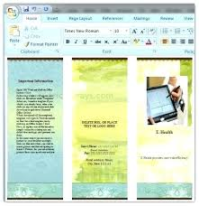 Create Brochure Online Creating Brochures Websites To Make