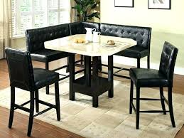 black kitchen table with bench. Black Kitchen Table Set Medium Size Of Corner Breakfast Dining With Bench B