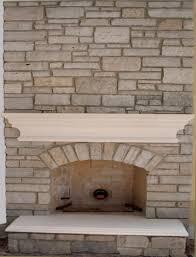 Limestone Fireplace Mantel  Fireplace IdeasLimestone Fireplace Mantels