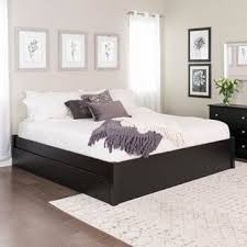 Best storage bed Double Bed Prepac King Select 4post Platform Bed With Optional Drawers Overstock Buy King Storage Beds Online At Overstockcom Our Best Bedroom