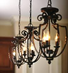 rod iron chandeliers top indispensable iron chandelier rustic globe simple wrought dining room light fixture white