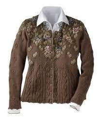 Вязаные <b>кардиганы</b> Wolken Stricker | knit | Вязание, Вышивка ...