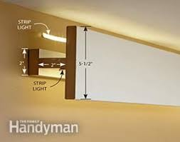 interior house lighting. how to install elegant cove lighting interior house