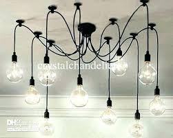 chandeliers light bulbs for chandelier bulb image of style 4 caged changing chande