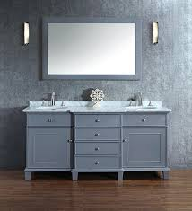 gray double sink bathroom vanity. gray double sink bathroom vanity