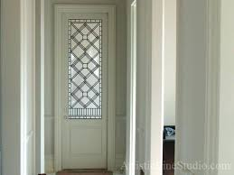 stained glass french door stained glass interior doors stained and leaded glass door panel in simple stained glass french