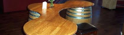 wine barrel furniture plans. Artistically And Functionally Recycled Wine Barrels Barrel Furniture Plans  Bar Table Relax In Deck Chairs .