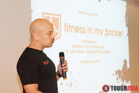 exclusive interview ernie tang carry your personal trainer fitness in my pocket app ernie tang