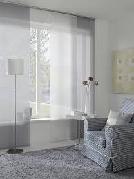 Gardinia Flächenvorhang Stoff Entry bordeaux 60 x 245 cm Tende a pannello