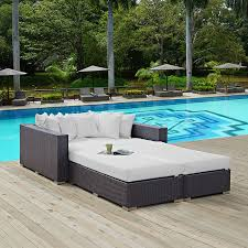 outdoor patio daybed. Outdoor Patio Daybed - Turquoise · Click To Enlarge T