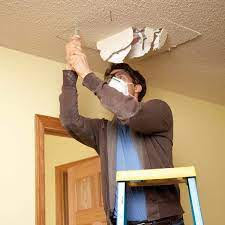 how to patch a textured ceiling how to
