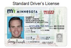 Licenses Id Driver's And Minnesota Cards Unveils New