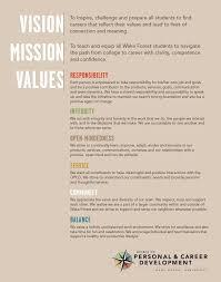 my vision statement sample 25 unique mission vision ideas on pinterest vision statement