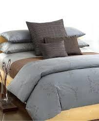 calvin klein duvet cover home winter branches bedding collection