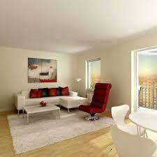 Futuristic Living Room Futuristic Apartment Living Room Interior Design Architecture