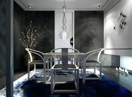 chic hanging lighting ideas lamp. Decoration: Hanging Lighting Ideas Dining Room Lights Chic Drum Shade Lamp Black Wooden Folding Table S