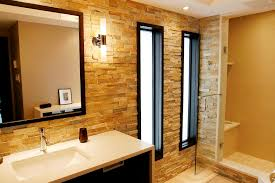 Small Picture 45 Rustic and Log Cabin Bathroom Decor Ideas 2017 Wall Decoration
