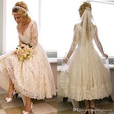 Boho Style Wedding Gowns  Rustic Wedding ChicVintage Country Style Wedding Dresses