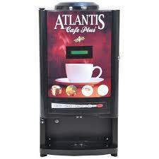 Coffee Soup Vending Machine Enchanting Atlantis Cafe Plus Three Option Tea Coffee Soup Vending Machine At