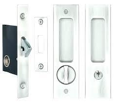 lock for sliding barn door barn door locking hardware combedouceinfo lock for interior sliding barn door