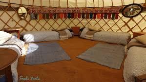 Minimal Fuss Large Yurts (sleeps 6   8)