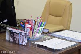 ways to organize office. 5 Ways To Organize Your Office Staples Acrylic 8 C