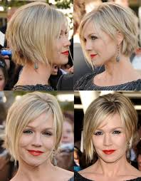 Practical Hairstyles For Moms Jennie Garth New Short Haircut Jennie Garths New Cropped