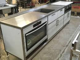 stainless steel outdoor kitchen. Outdoor Kitchens Stainless Steel Kitchen C