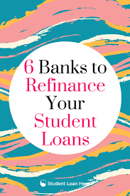 Compare Loans Side By Side 7 Best Banks To Refinance And Consolidate Your Student Loans