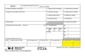 W2 Tax Form 2016 Omfar Mcpgroup Co
