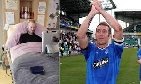 Former Rangers player Fernando Ricksen dies aged 43 after losing battle  with motor neurone disease | Daily Mail Online