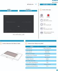 BẾP ĐIỆN TỪ HỒNG NGOẠI ÂM 2 BẾP SANKO SM-289 (4000W) (2021) | ✅mua ở đây  giá rẻ lắm nè