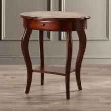 Cherry accent table Butler Mela Cherry End Table Wayfair Cherry Accent Table Wayfair