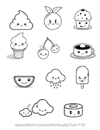 Easy Cute Things Drawing Ideas