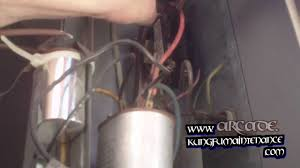 how to fix air conditioner wiring fan running but compressor not how to fix air conditioner wiring fan running but compressor not starting