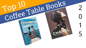 10 best coffee table books 2016 you