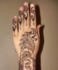 Mehndi Designs For Kids Show Tattoos Simple Kids Mehndi Designs