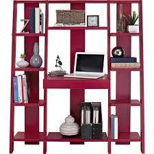 ana white leaning ladder wall bookshelf diy projects pertaining to shelf bookcase computer desk office furniture home aldosa ladde