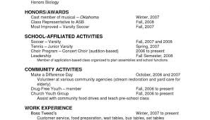 Excellent Resume Example Fascinating Excellent Resume Example All Resume