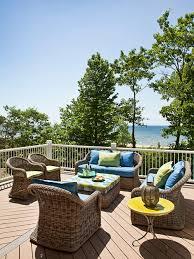 Innovative Outdoor Deck Furniture 25 Best Ideas About Deck