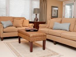 Orange And Blue Living Room Decor Living Room Living Room Orange And Brown Decorating Ideas For