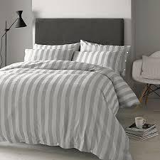 Buy Jigsaw Linen Stripe Bedding Online at johnlewis.com