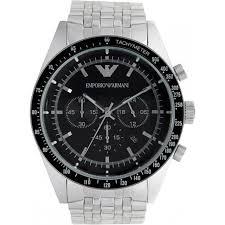 emporio armani ar5988 mens silver tazio classic watch cheapest armani watches ar5988 mens silver tazio classic watch