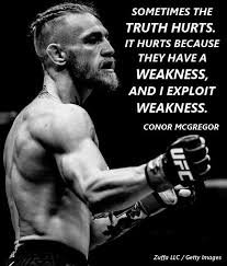 Mma Quotes Simple The 48 Best Conor McGregor Quotes MMA Gear Hub Conor Mcgregor