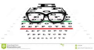 Prescription Glasses Stock Illustration Illustration Of