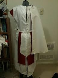 Assassins Creed Costume Pattern Impressive Designing The Assassin Ezio Costume Series Part 48 The Fabric