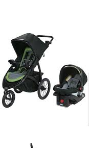 graco road master jogging stroller and