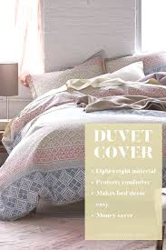 duvet cover info graphic