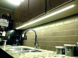 under cabinet led lighting options. Led Under Cabinet Lighting With Outlets  . Options U